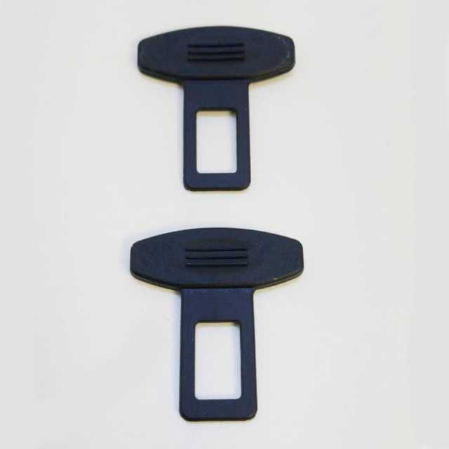 Hebilla de cinturon plastica x jgo.