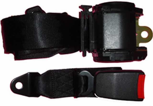 Cinturon seguridad inercial x jgo con baston homologado