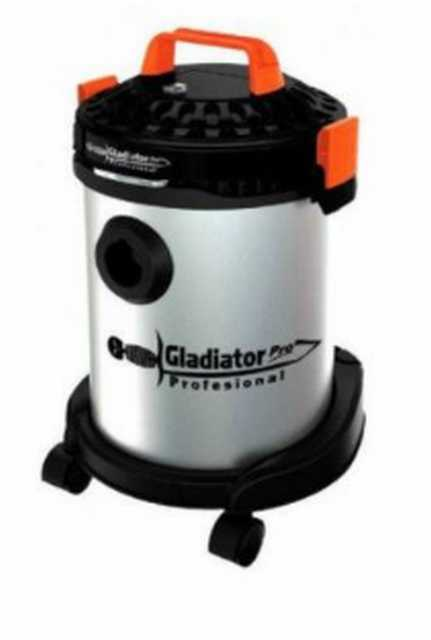 Aspiradora seco humedo 12l gladiator profesional