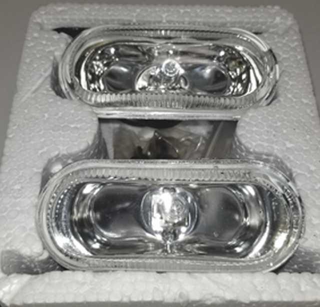 Jgo faros rectangular 42 x 96 mm cristal (30)