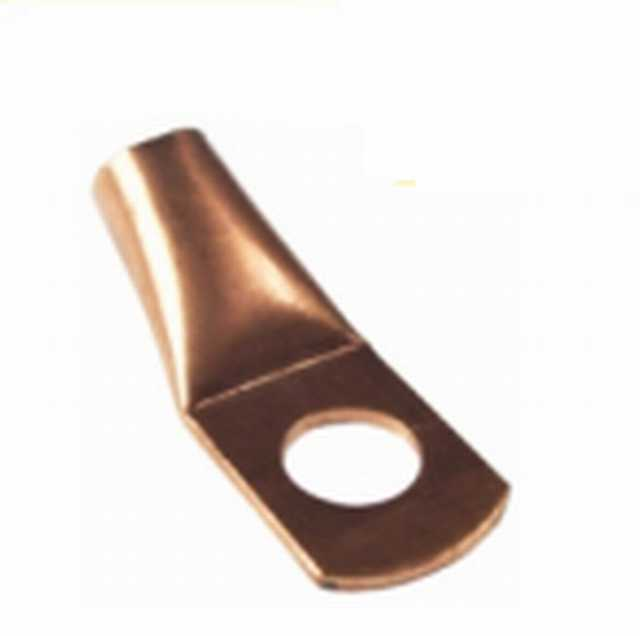 Terminal ojal cobre p-cable 25 mm