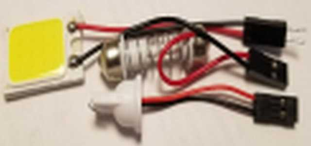 Plafon 18 led cob