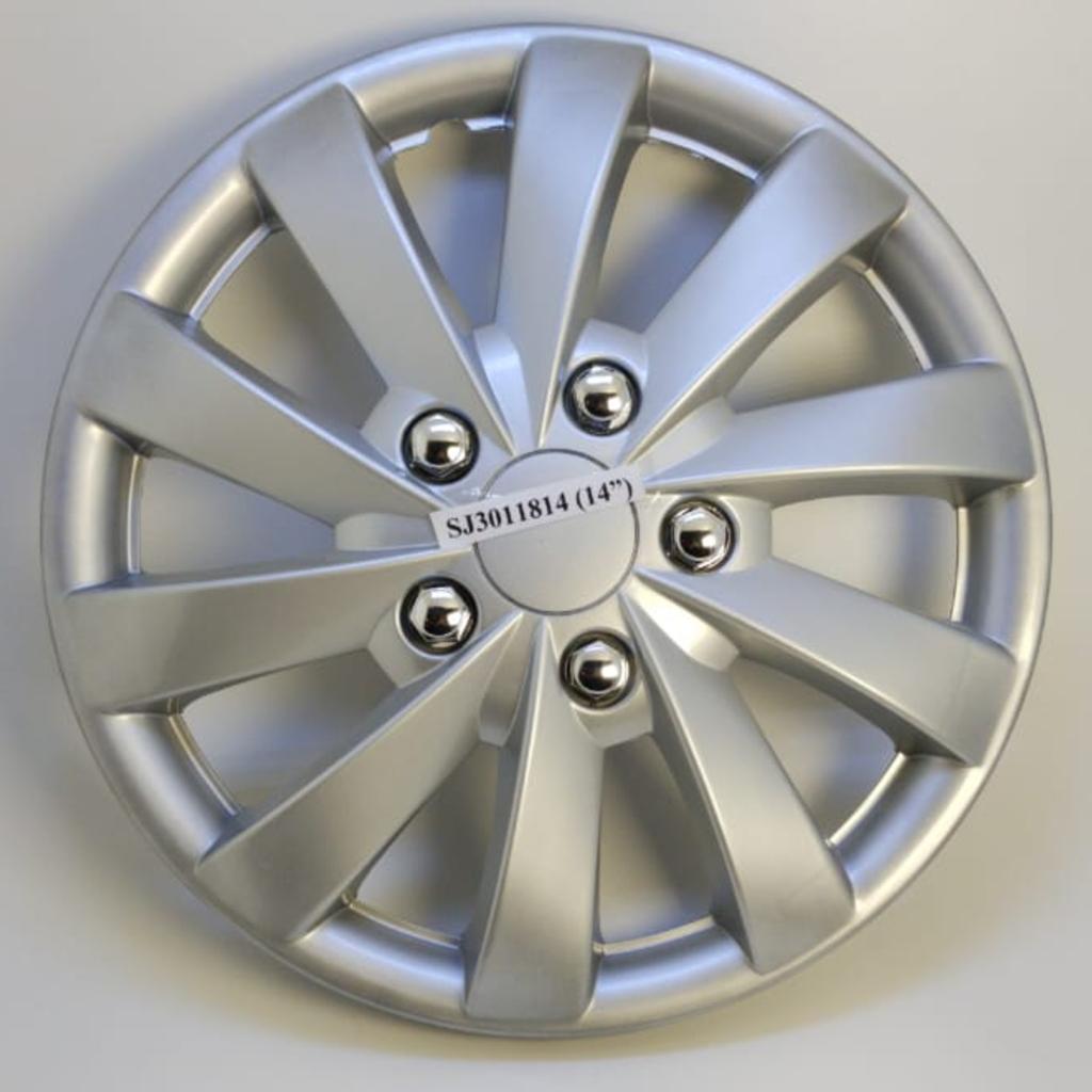 Taza rueda 14 gris 30118 x jgo.