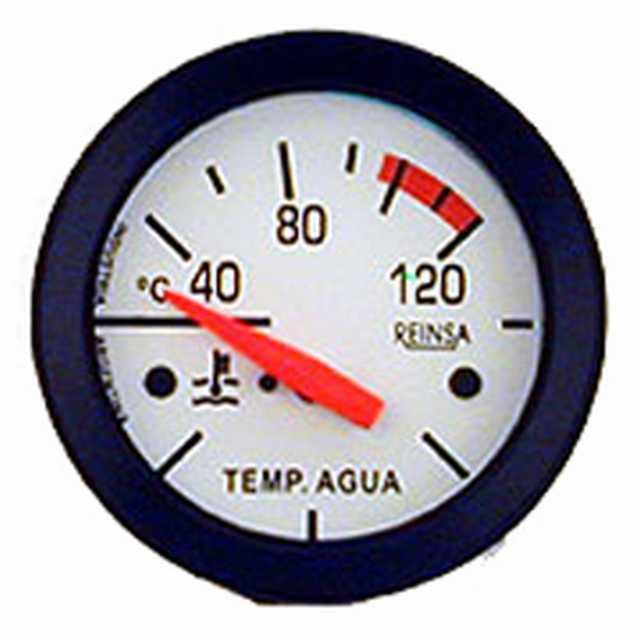 Temperatura elect. reinsa 40-140 âºc 52 mm blanco