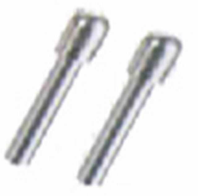 Cubre seguro new aluminio cabeza redonda x 2 3122